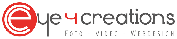 Eye 4 Creations  - Creatief  in Foto, Video en Webdesign