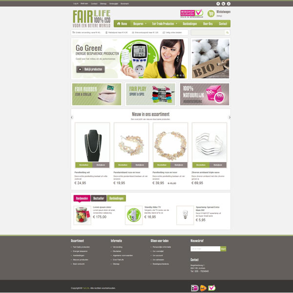 website fairlife